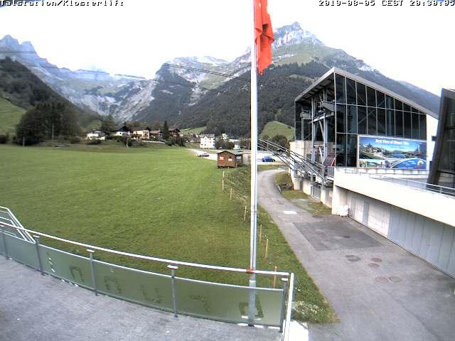 Livecam Engelberg, Zentralschweiz